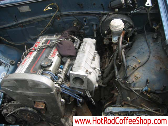 www hotrodcoffeeshop com • View topic - The 1989 Dodge Ram D50 4G63