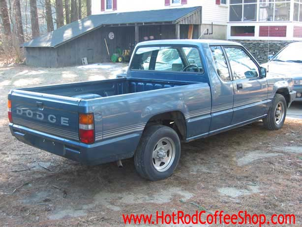 www.hotrodcoffeeshop.com • View topic - The 1989 Dodge Ram D50 4G63